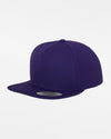Yupoong Snapback Cap, purple-DIAMOND PRIDE