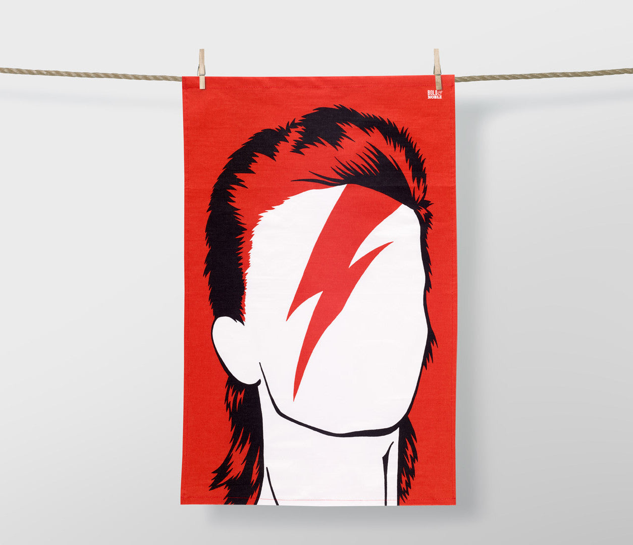 Rock Icon Gift Tea Towels
