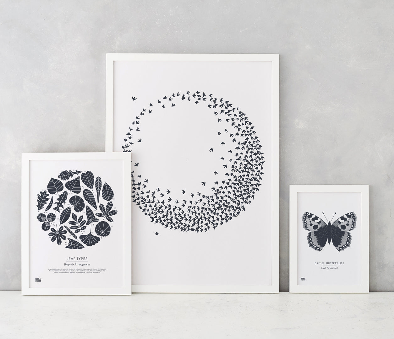 Modern Print Designs for the Home