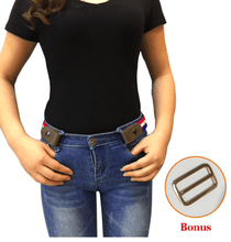 Load image into Gallery viewer, Buckle-Free Adjustable Belt