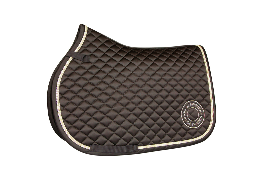 Jump Sattelpad POP Mustang Brown FULL