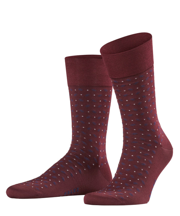 FALKE Sensitive Jabot Herren Socken