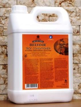 Belvoir Tack Conditioner 5lt Step 2