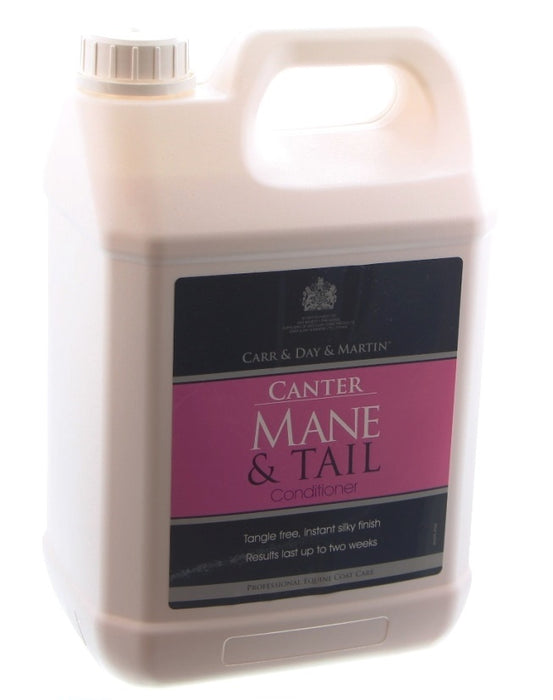 Canter Mane Tail Conditioner 5lt