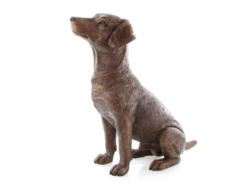 Bronze 'Jack Russell' 36cm