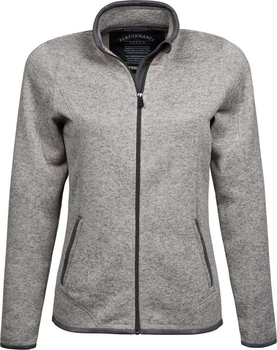 Tee Jays Womens Outdoor Fleece Jacket