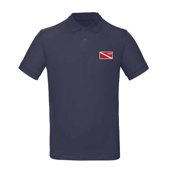 Men's Organic Classic Diver Down Polo - Navy
