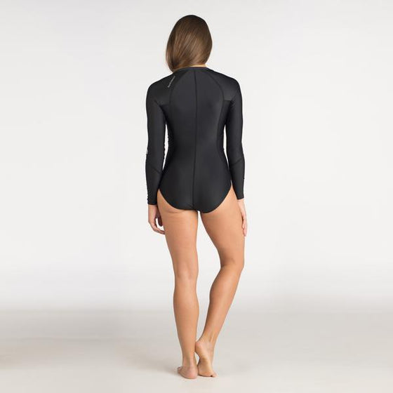 Eugenie Long Sleeve Swimsuit