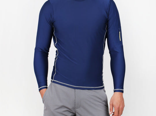 Loop Swim Sunseeker UPF 50+ Men's Rash Guard