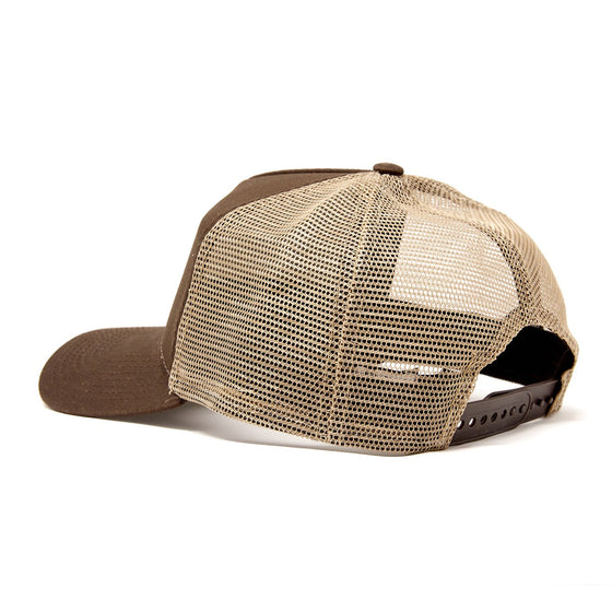 PADI Trucker Hat Dark Brown