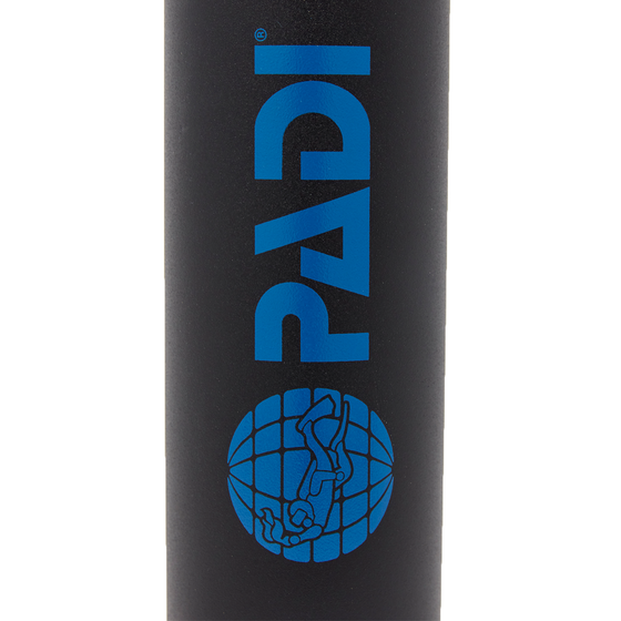 PADI X Klean Kanteen Wide Mouth 20 oz Insulated Bottle - Matte Black