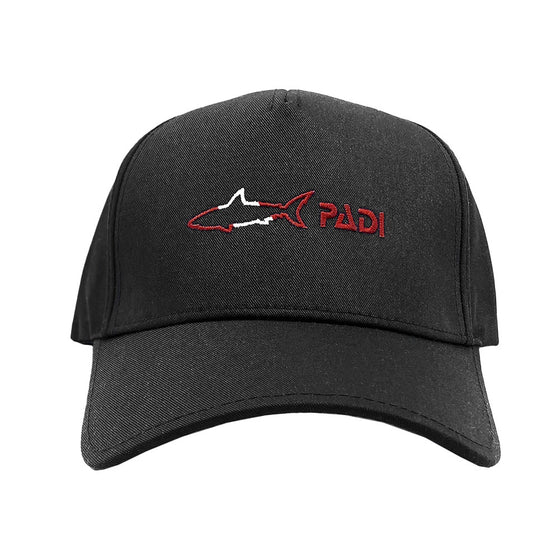 Recycled Plastic, PADI Dive Flag Shark Hat