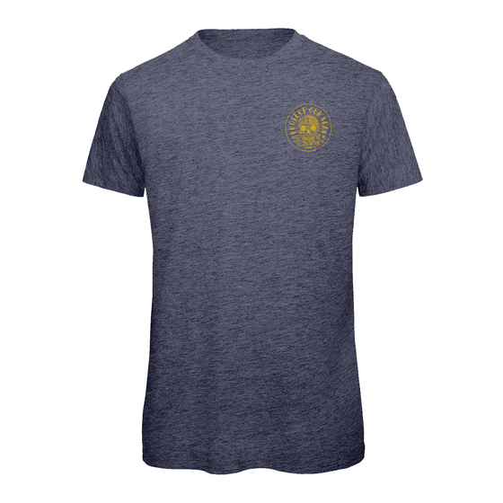 Unisex Protect Our Seas Charity Tee - Heather Navy