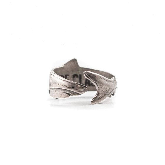 Jewelry - Ring - Great White Shark Sterling Silver 2 Sizes