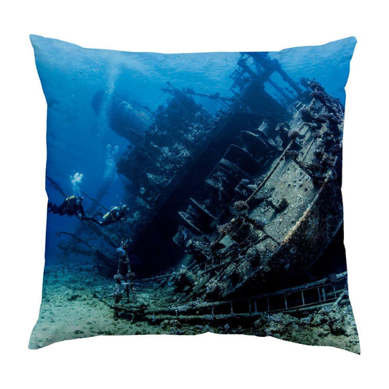 Pillow - PADI Shipwreck Pillow