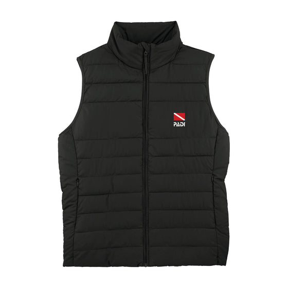 Vest - Men's Recycled Vest – Black
