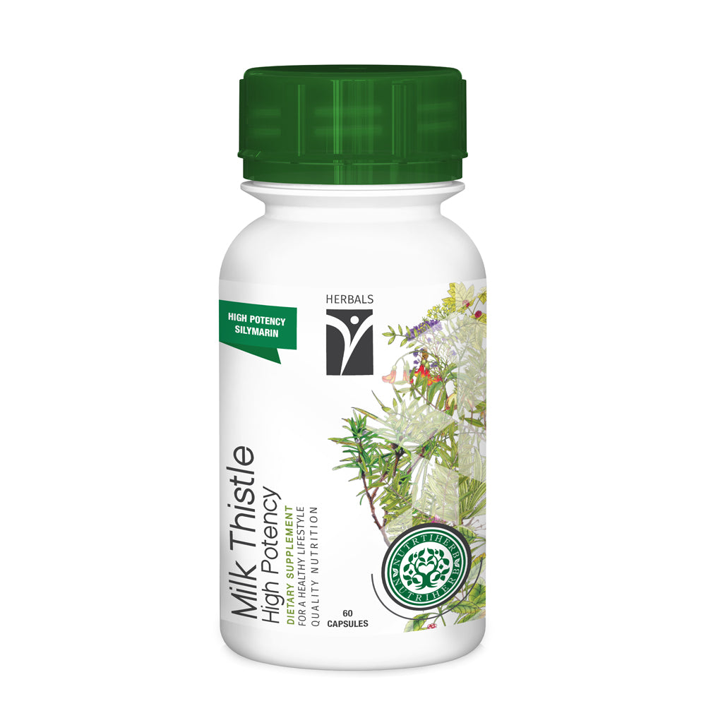 Milk Thistle High Potency