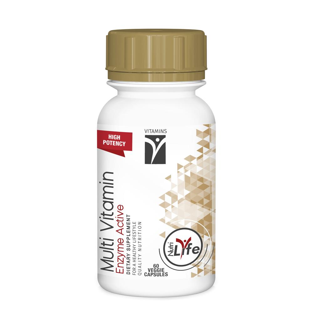 Multivitamin Enzyme Active