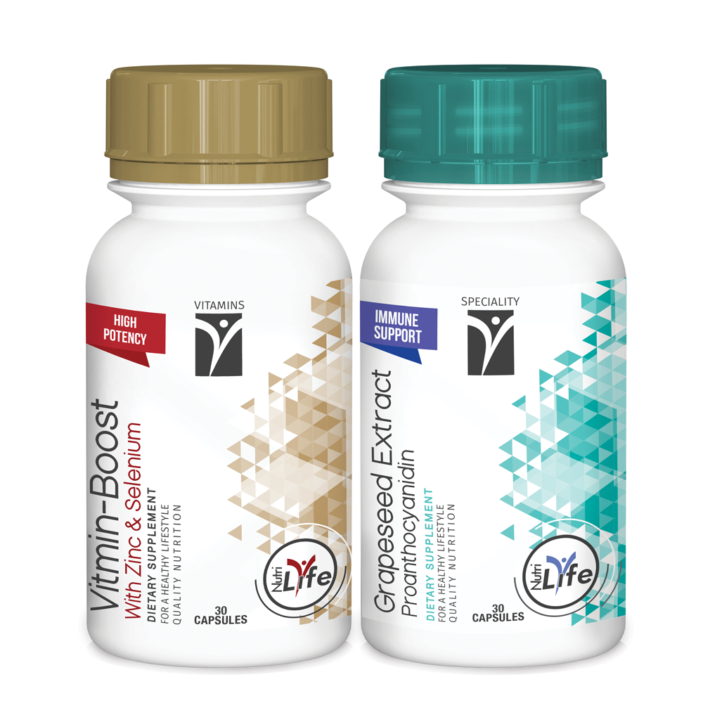 Wellness pack - High Potency Immune Support
