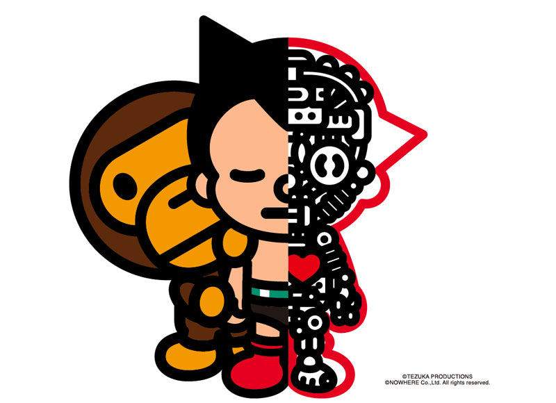 73549829 A Bathing Ape X Astro Boy on bape supreme dope cartoon wallpaper