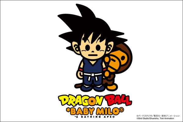 71085fd619d7 A BATHING APE® x DRAGON BALL | us.bape.com