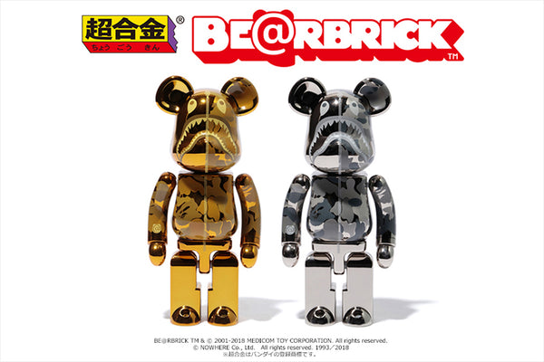 d0a723b2 A BATHING APE® x BE@RBRICK | us.bape.com