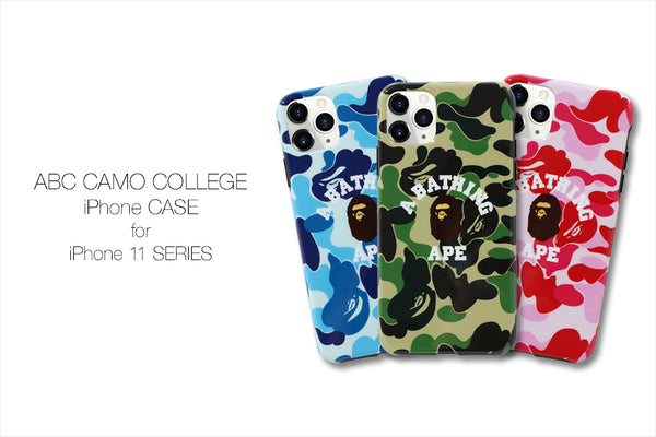 ABC CAMO COLLEGE iPHONE CASE FOR iPHONE 11 SERIES