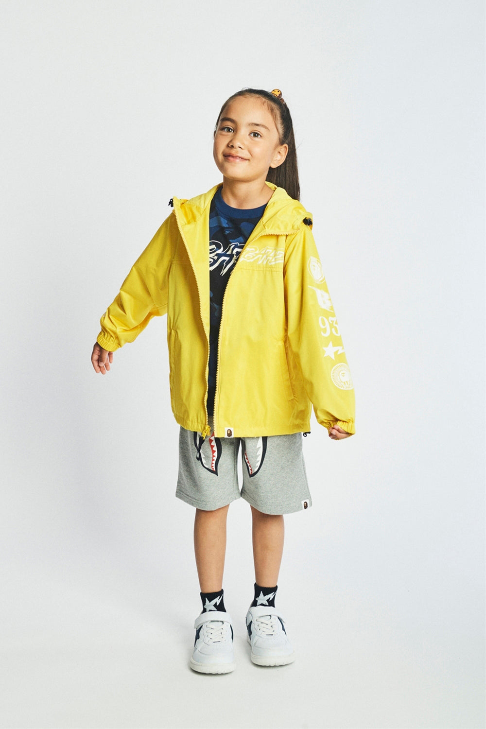 A BATHING APE 2019 AW KIDS' LOOKBOOK 02