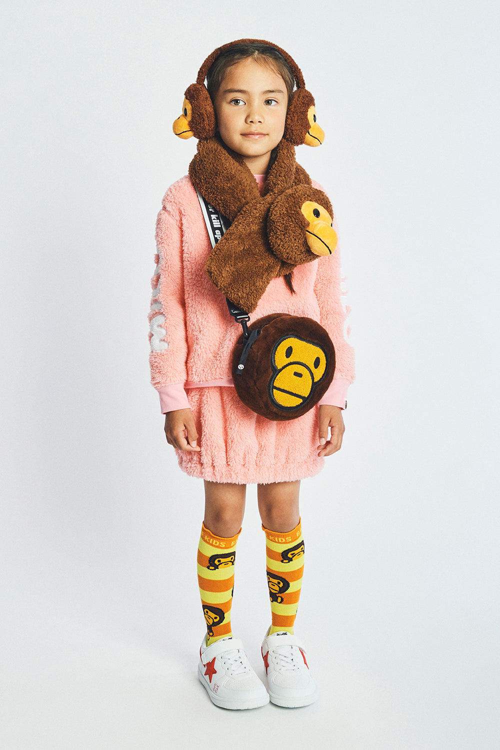 A BATHING APE 2019 AW KIDS' LOOKBOOK 08