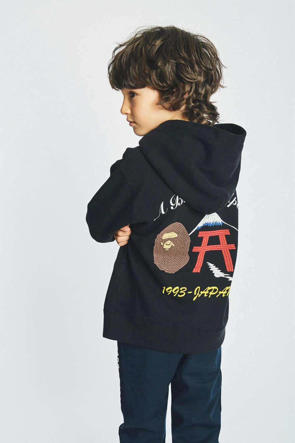A BATHING APE 2019 AW KIDS' LOOKBOOK 09
