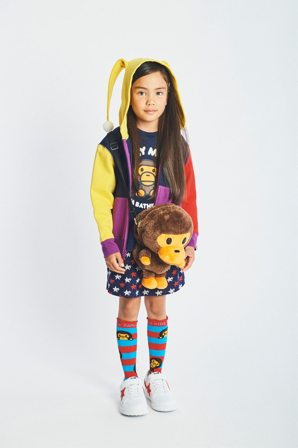 A BATHING APE 2019 AW KIDS' LOOKBOOK 12