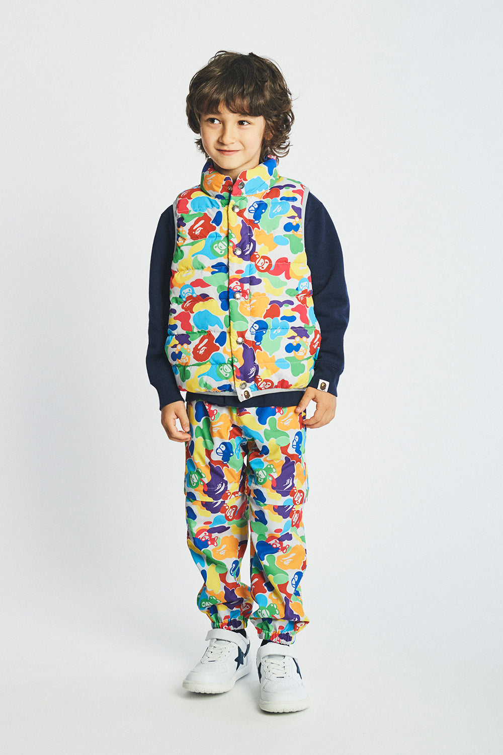 A BATHING APE 2019 AW KIDS' LOOKBOOK 13