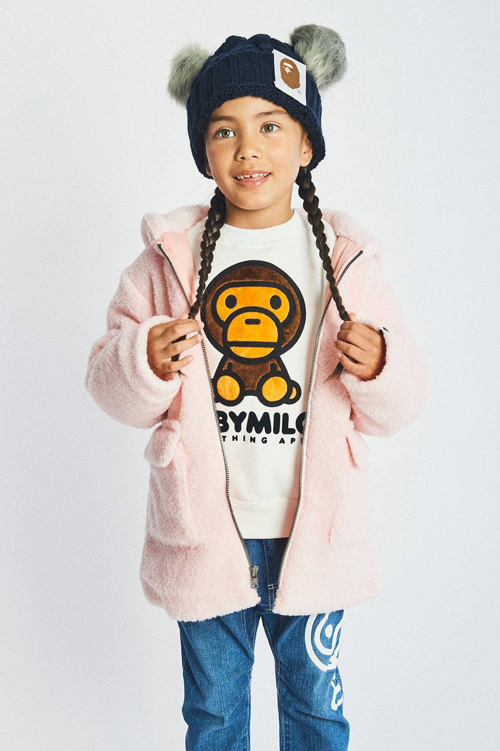 A BATHING APE 2019 AW KIDS' LOOKBOOK 14
