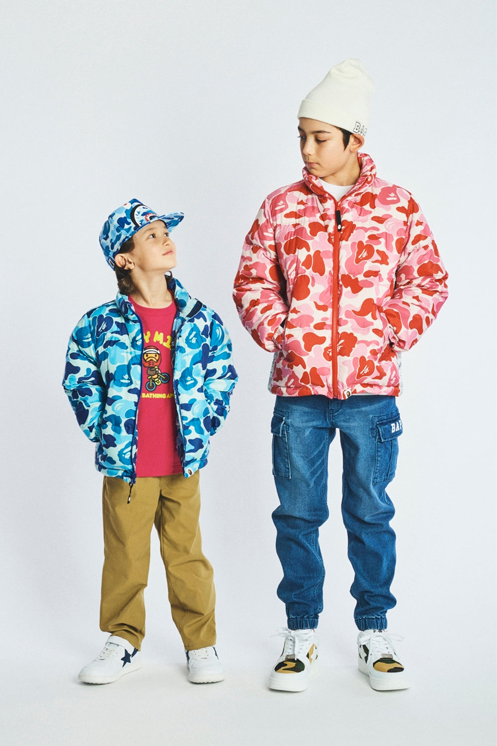A BATHING APE 2019 AW KIDS' LOOKBOOK 18