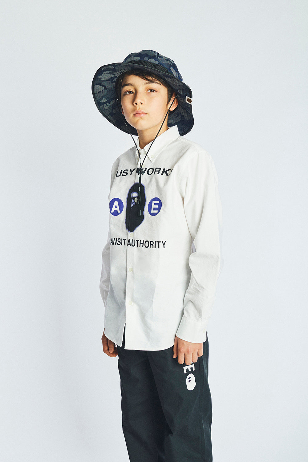 A BATHING APE 2019 AW KIDS' LOOKBOOK 20
