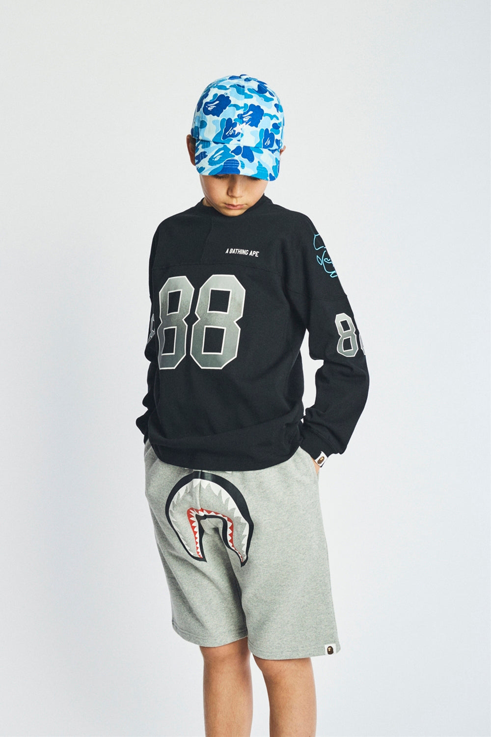 A BATHING APE 2019 AW KIDS' LOOKBOOK 23