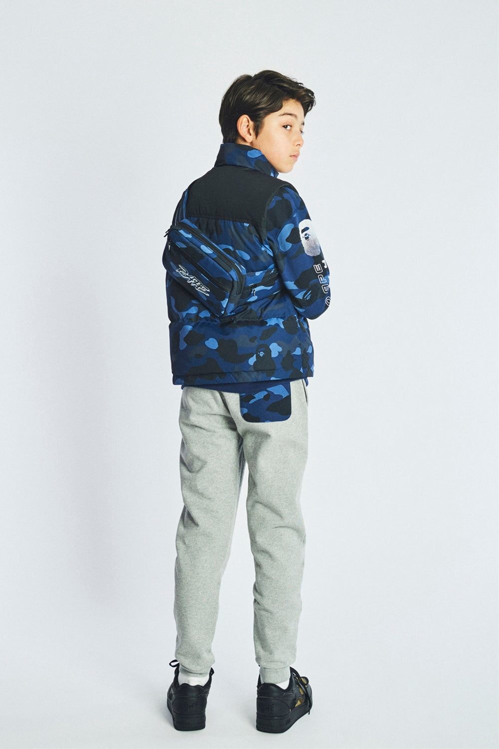 A BATHING APE 2019 AW KIDS' LOOKBOOK 25