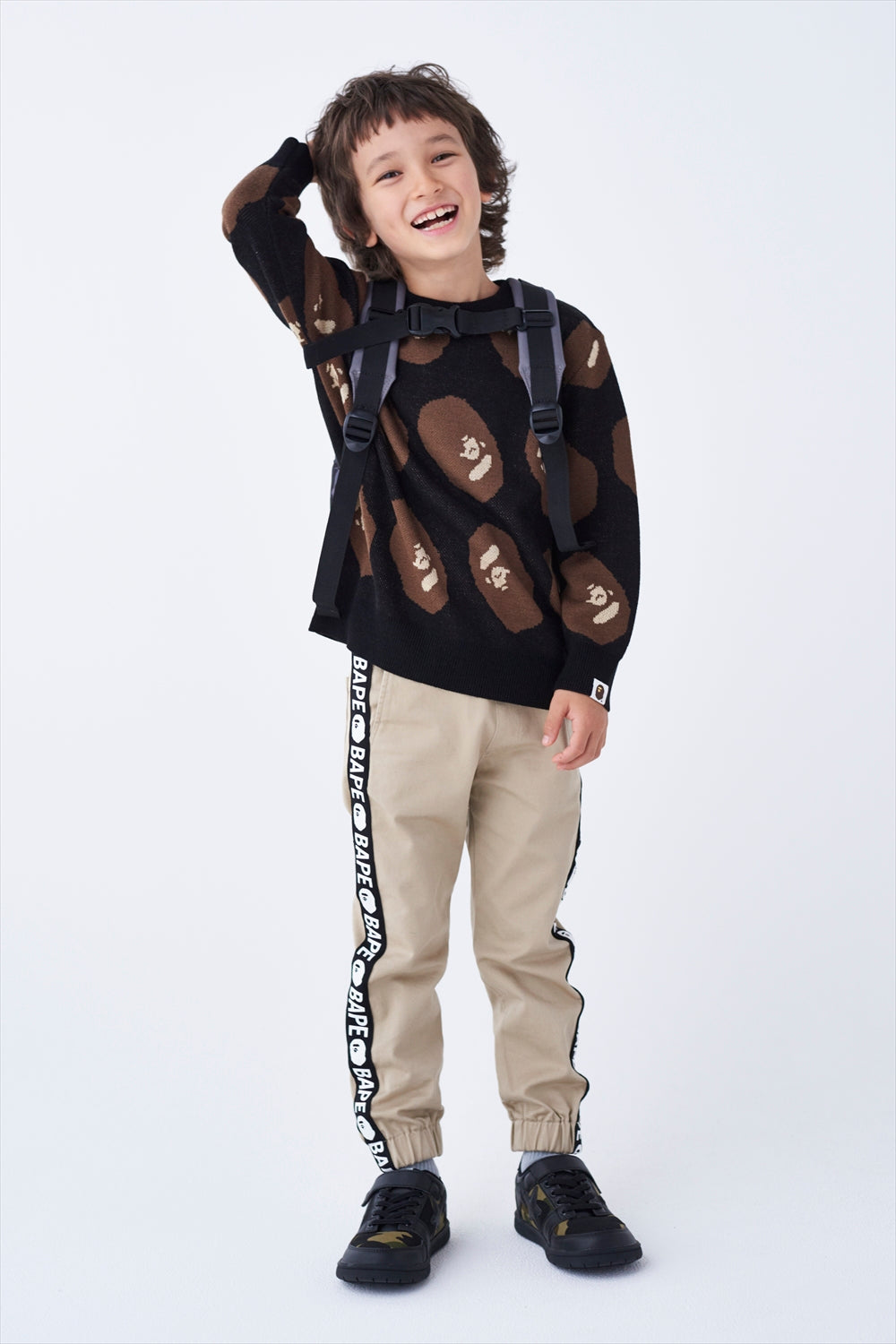 A BATHING APE 2019 AW KIDS' LOOKBOOK 26