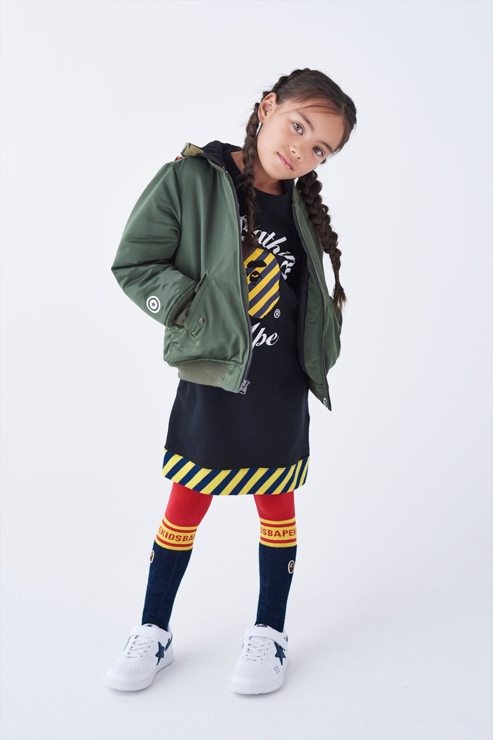 A BATHING APE 2019 AW KIDS' LOOKBOOK 27