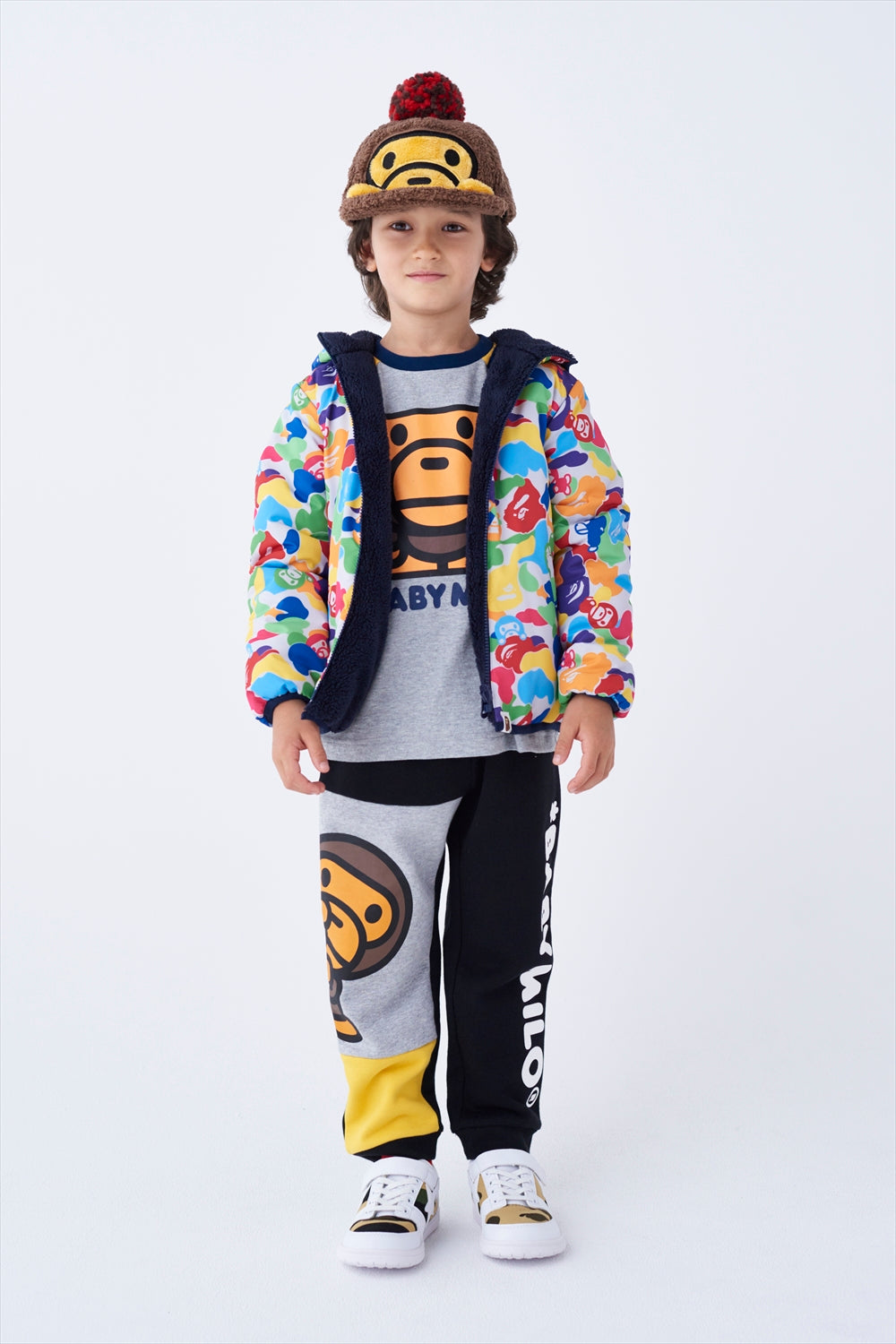 A BATHING APE 2019 AW KIDS' LOOKBOOK 28