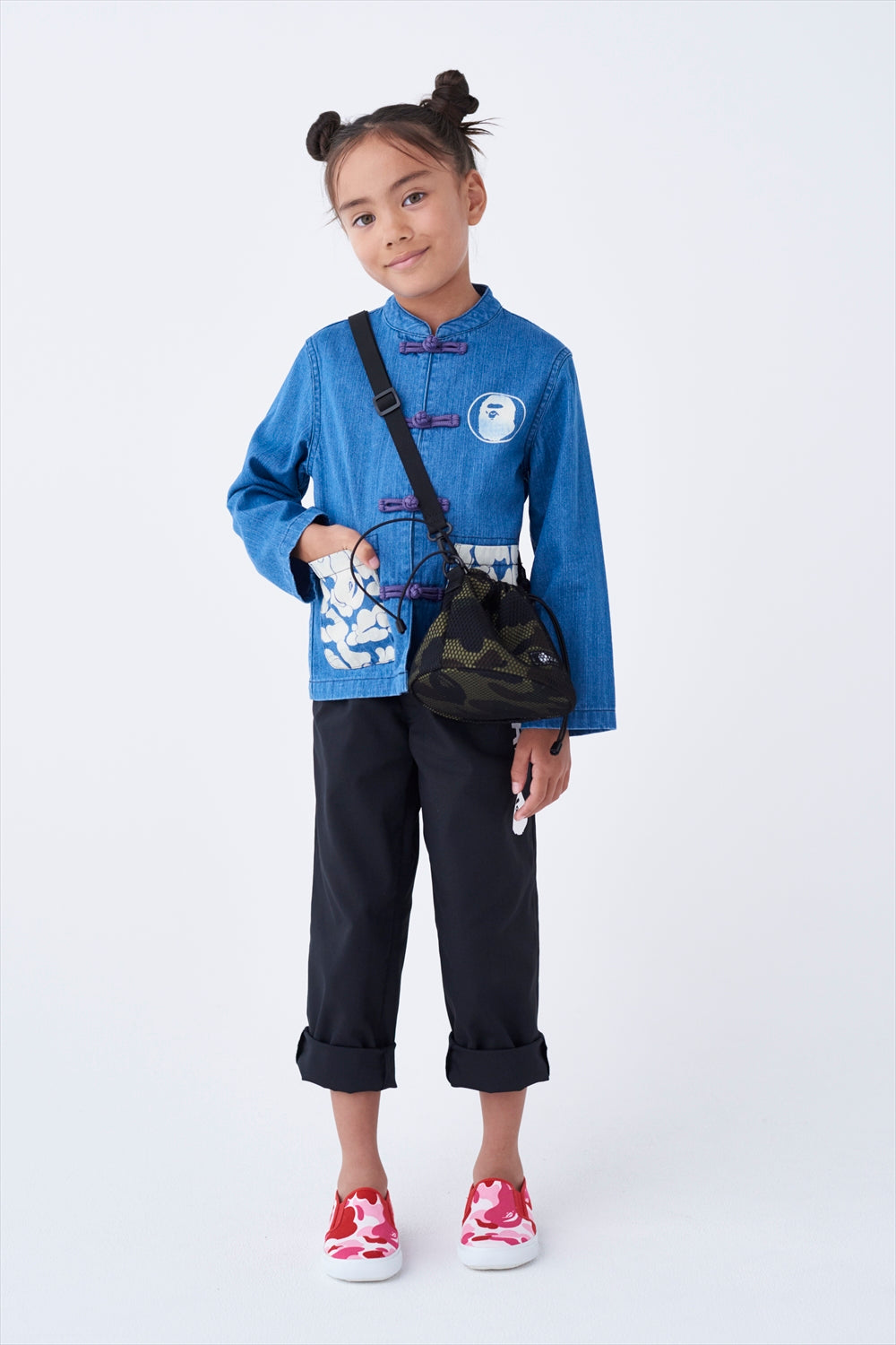 A BATHING APE 2019 AW KIDS' LOOKBOOK 29