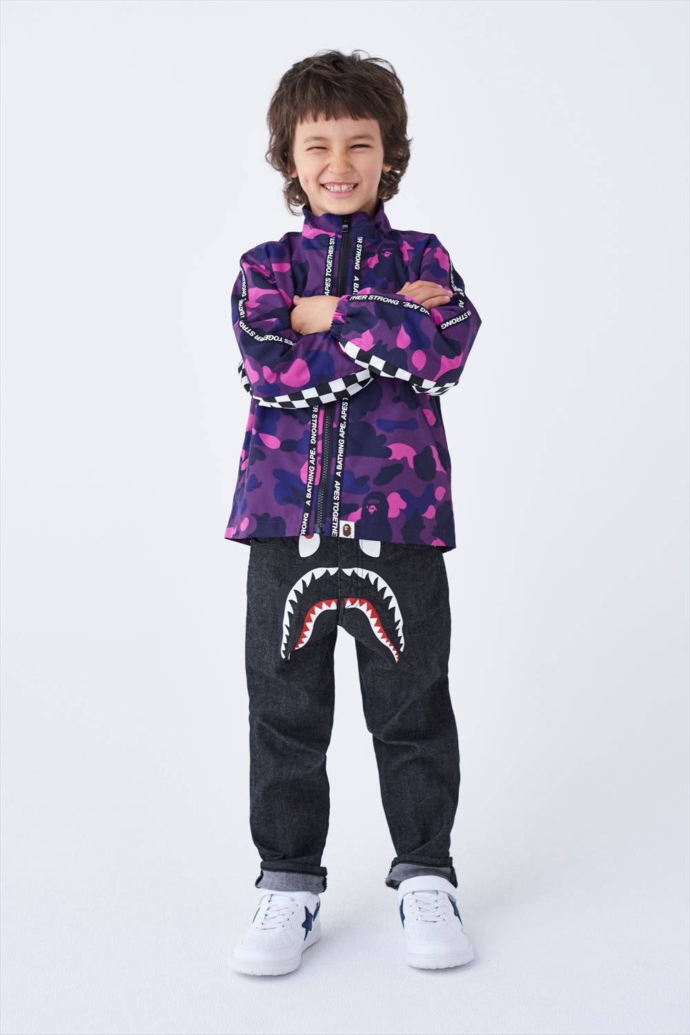 A BATHING APE 2019 AW KIDS' LOOKBOOK 30