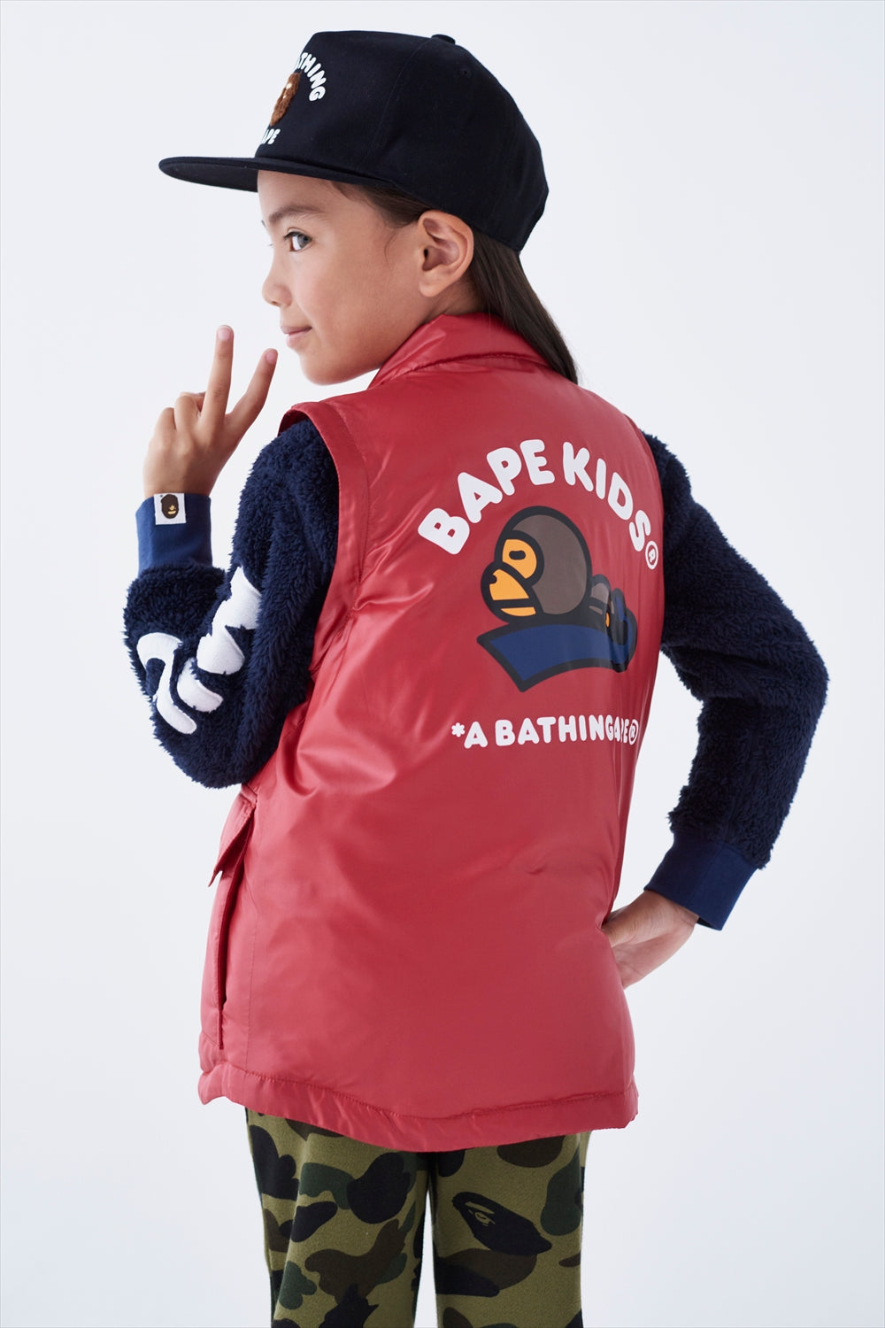 A BATHING APE 2019 AW KIDS' LOOKBOOK 31