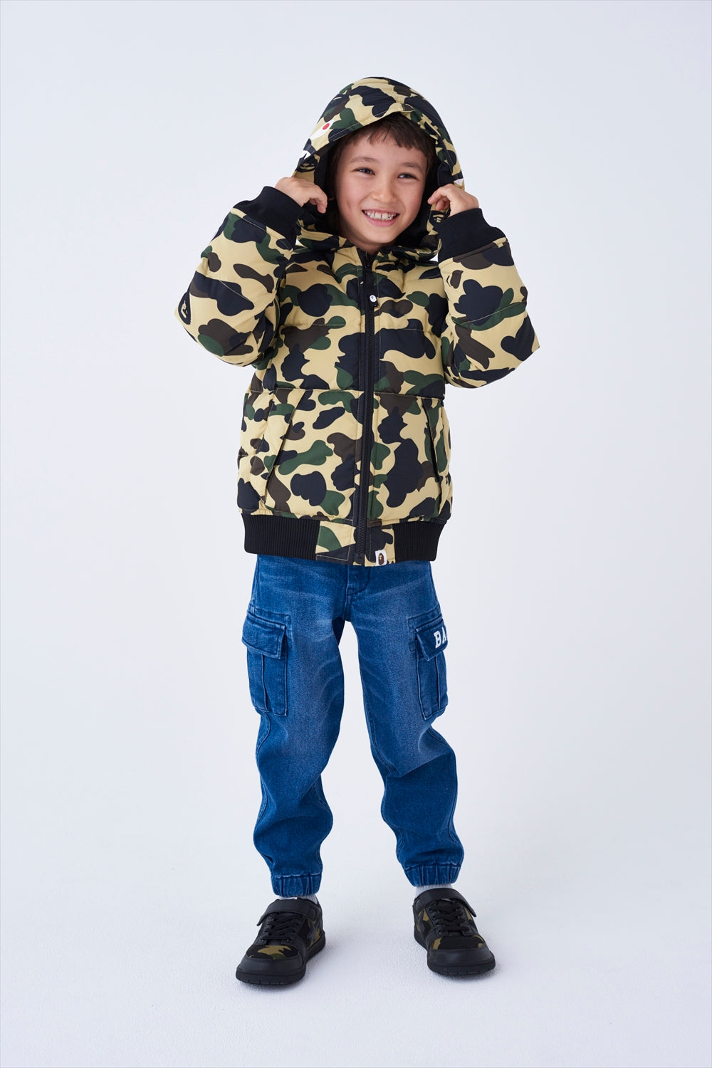 A BATHING APE 2019 AW KIDS' LOOKBOOK 32