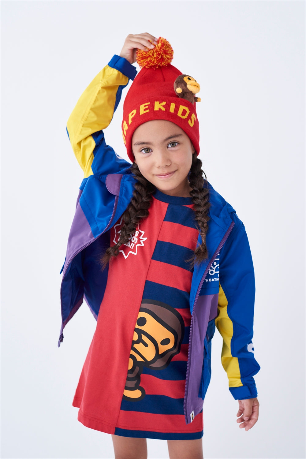 A BATHING APE 2019 AW KIDS' LOOKBOOK 33