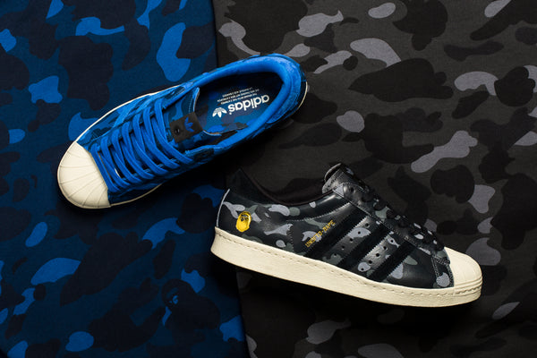 bad - affe ® x x adidas superstar - ungeschlagen