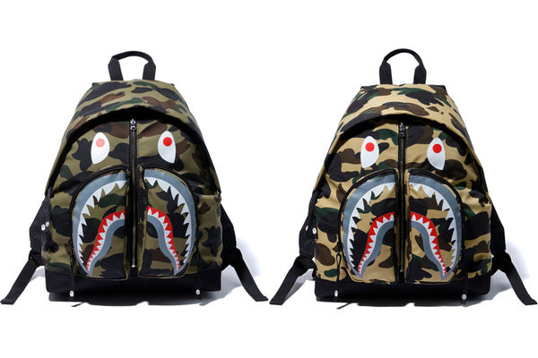 1ST CAMO SHARK DAY PACK