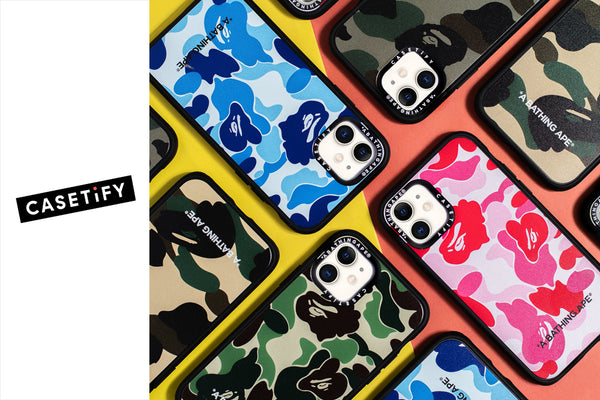 A BATHING APE® X CASETiFY