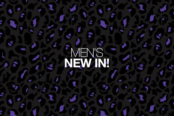 MEN'S NEW IN AUGUST 1ST