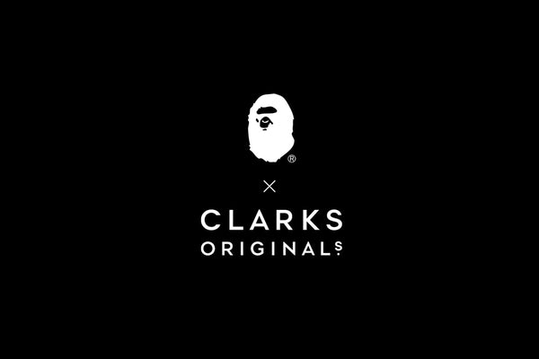 A BATHING APE® X CLARKS ORIGINALS